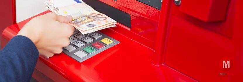 Банкомат сожрал карту